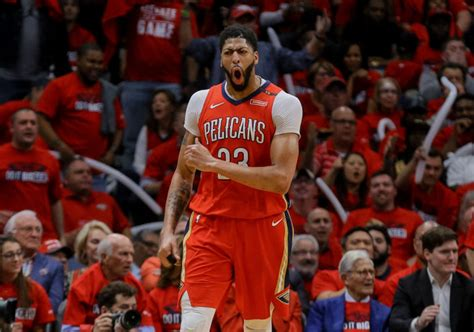 Pelicans Mba Season Schedule by Anthony Davis New Orleans Pelicans Will Be Nba S