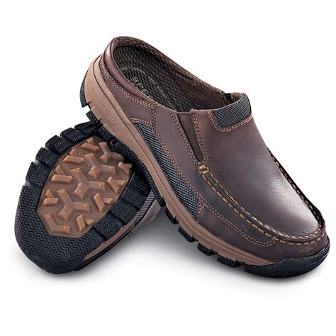 s sperry top sider 174 barracuda clogs brown