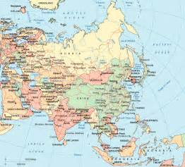Where Is Asia On The Map by Maps Map Asia
