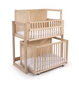 Crib Bunk Beds Decker Bunk Bed Stacked Cribs Must Save Space Right Nursery Crib Selection