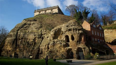 Hosue Plans by Bid For Nottingham Castle Funding Submitted