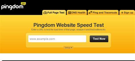 test velocita sito perch 233 hai bisogno di un sito web veloce mkt factory