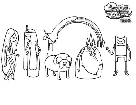 86 adventure time coloring page adventure time coloring