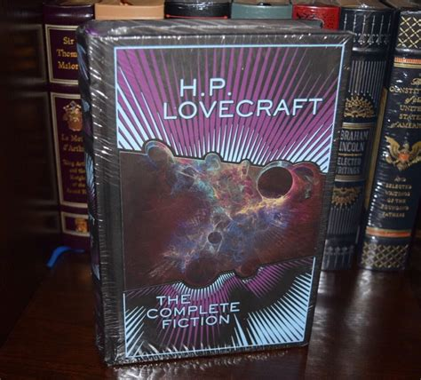 Complete Fiction barnes noble complete fiction of h p lovecraft sealed