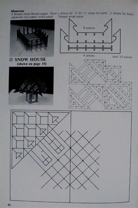 Pop Up Geometric Origami - the world s catalog of ideas