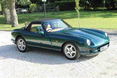 Tvr New Owner Tvr Chimaera 400 1 Owner From New History Car For Sale