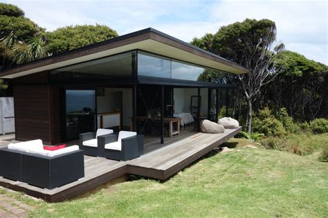 small house design nz the pavilion in tryphena great barrier island bookabach