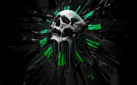 themes skull com skull hd widescreen wallpapers 14599 hd wallpapers site