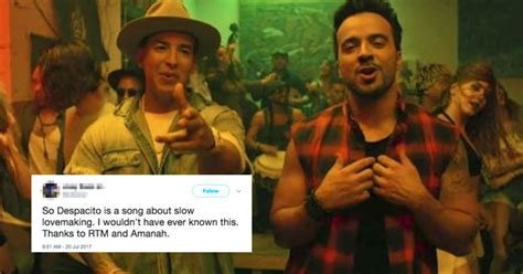 Rtm Banned Despacito On The Day It Became The Most | rtm banned despacito on the day it became the most