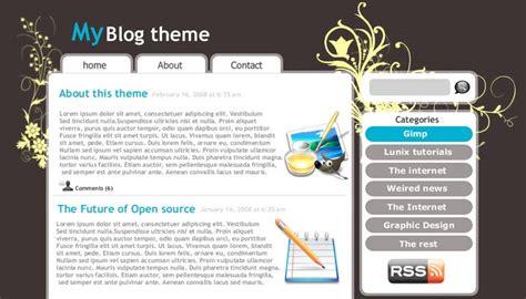 cara desain layout website 7 tutorial cara membuat desain web menggunakan gimp