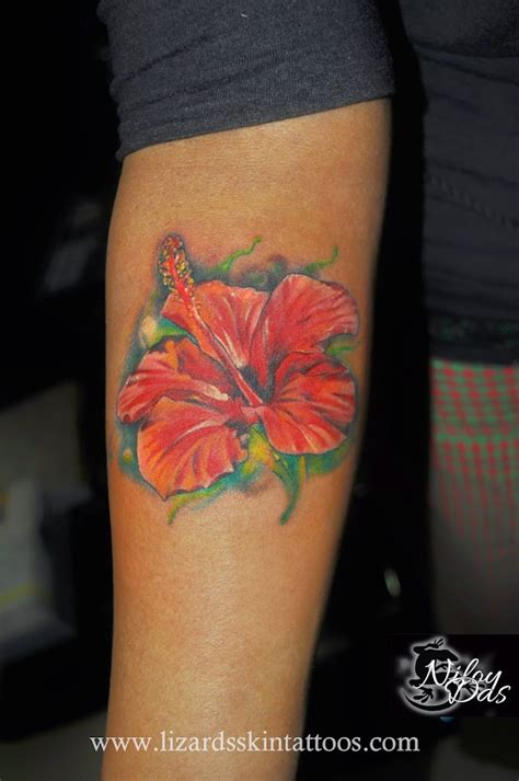 skin color tattoo color flower tattoos on skin www pixshark