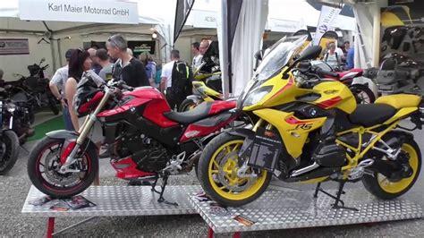 Bmw Motorrad Days Garmisch Partenkirchen by Bmw Motorrad Days 2016 In Garmisch Partenkirchen Youtube