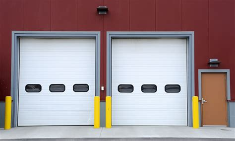 Sectional Overhead Door Sectional Overhead Doors Vancouver Bc Doortech