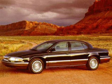 how cars engines work 1994 chrysler new yorker on board diagnostic system 1994 chrysler new yorker specs safety rating mpg carsdirect
