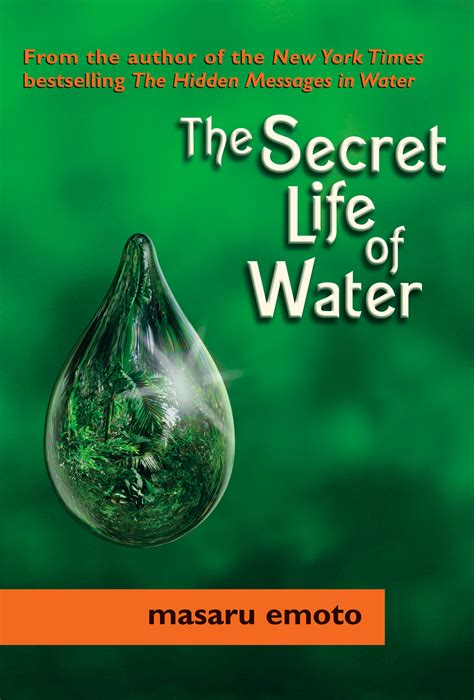 Pdf Messages Water Masaru Emoto by The Secret Of Water Ebook By Masaru Emoto Official