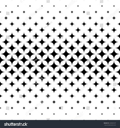 seamless multicolor arrow pattern stock vector image seamless curved star pattern design vector 234503107