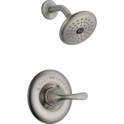 Delta Cassidy Faucet Bronze Delta Shower Heads Toilets In2ition Twoinone 4spray Hand