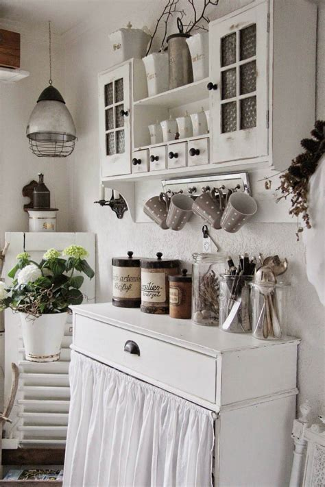 Shabby Chic Kitchen Decorating Ideas 29 Best Shabby Chic Kitchen Decor Ideas And Designs For 2018