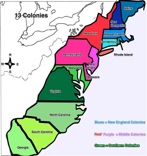 colonie map game ms grizzle s class 13 colonies game