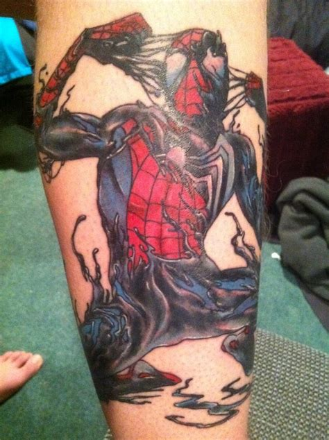 spiderman tattoo tattoos the top 15 designs