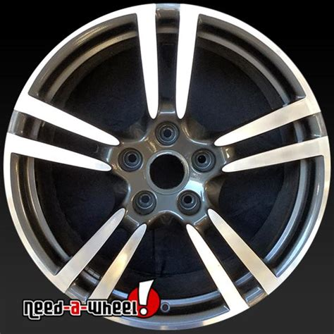 porsche oem wheels 20x10 quot porsche panamera oem wheels 2010 2016 machined rims