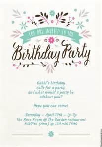 best 20 birthday invitations ideas on invitations invitation card