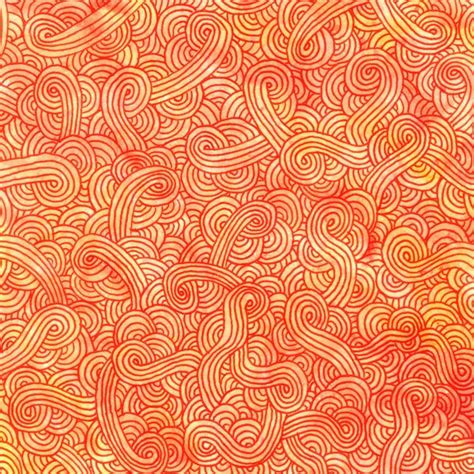 doodle orang quot and orange doodles quot print by savousepate on