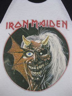 T Shirts Iron Maiden 106 the 106 best vintage t shirts images on band