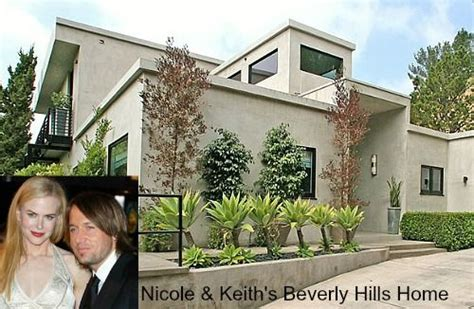 pin by nicole schiefelbein on for the home that i don t nicole kidman keith urban s beverly hills home nicole