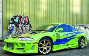 Mitsubishi Eclipse Fast Furious Mitsubishi Eclipse From Fast And The Furious On Sale For