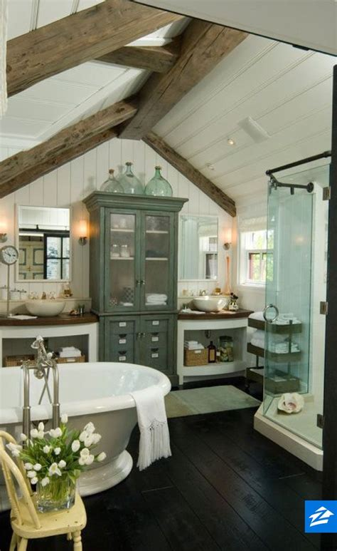 Country Master Bathroom Ideas Pixshark Com Images