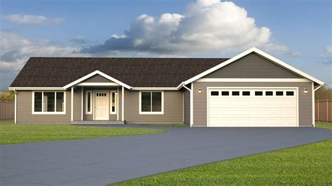 Rambler Home by Rambler Style House Plans