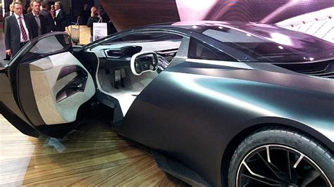 peugeot onyx interior peugeot onyx concept in paris motorshow 2012 youtube