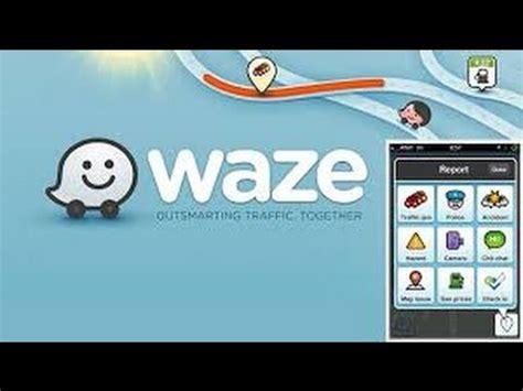 Tutorial Waze | get to know waze video tutorial youtube
