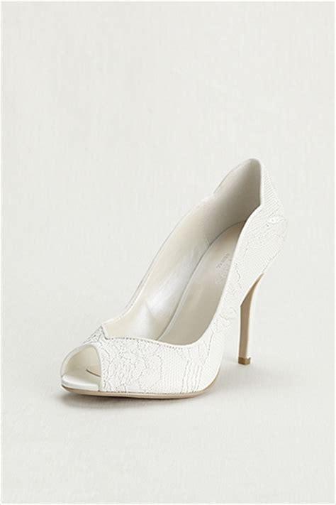wedding shoes davids bridal wedding shoes sandals and heels david s bridal