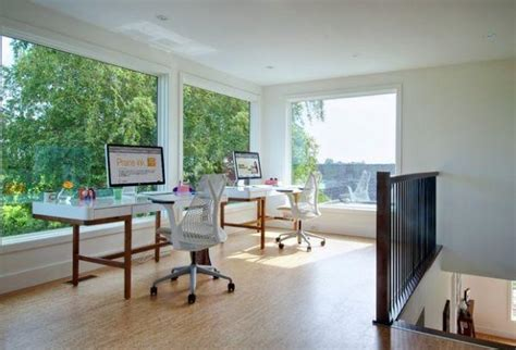 20 space saving office designs with functional work zones