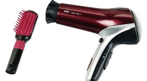 Braun Hair Dryer Brush Attachment n a dryers