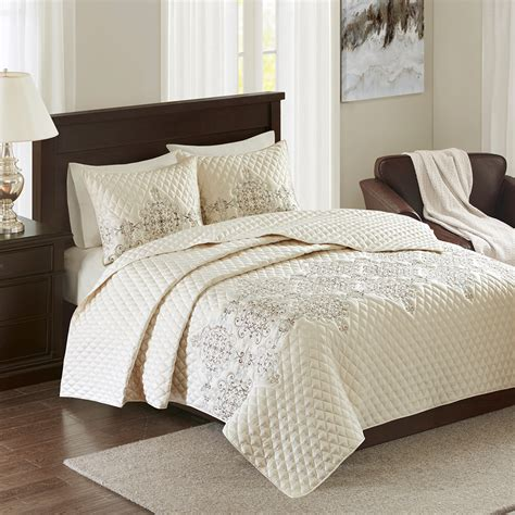 madison park coverlet madison park signature constantine 3 piece coverlet set ebay
