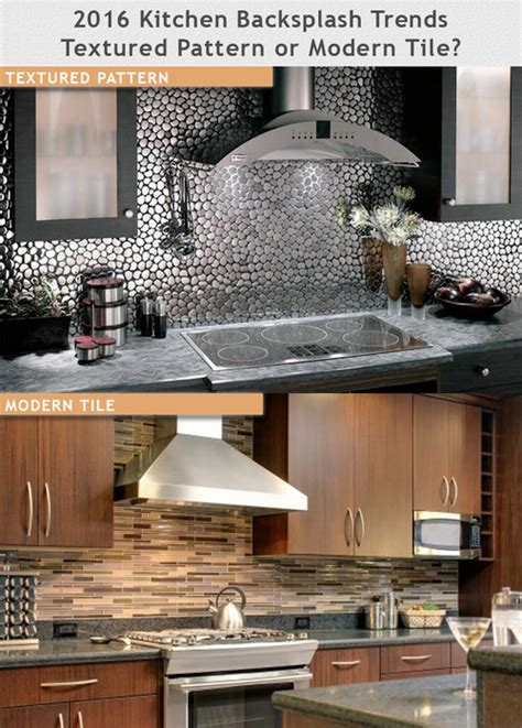 kitchen backsplash trends 2016 kitchen backsplash trends