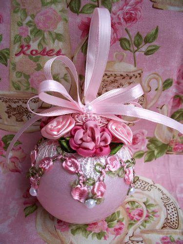 C 0225 Kaos Flowers In как сделать своими руками новогодний шар в стиле шебби шик