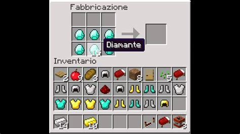 Su Minecraft by Come Costruire Delle Armature Su Minecraft
