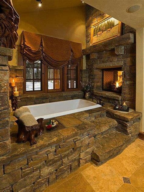 big beautiful bathrooms beautiful fireplaces and happy on pinterest