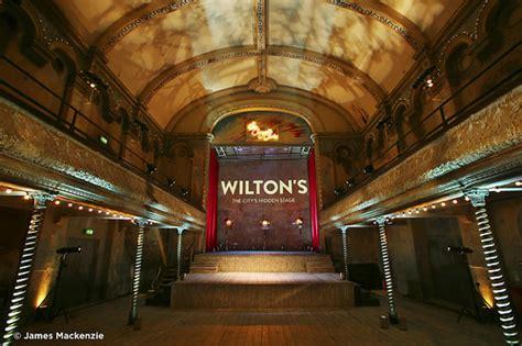 House Plan Designer Wilton S Music Hall Venues Royal Opera House