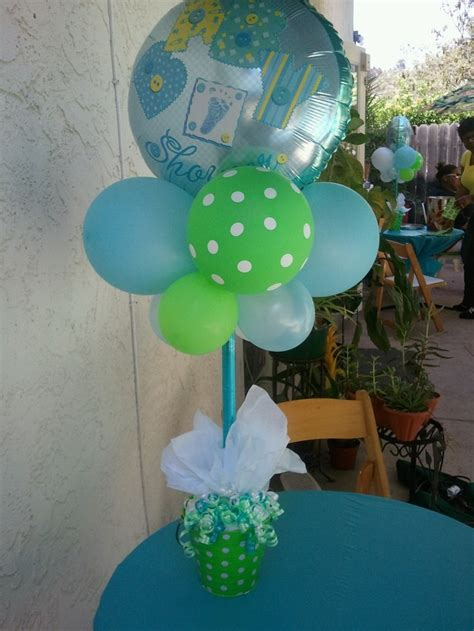 Balloon Tower For Baby Shower by 54 Best Images About S Baby Shower On