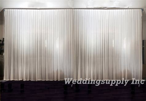 aliexpress com buy luxury white wedding backdrop banquet