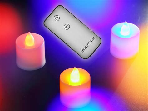 Free Led Candles 3 Pcs With Remote 3 pcs led candles with remote free shipping consignmenter