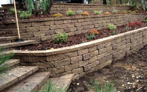 retaining wall side of house retaining wall side of house 28 images ideas for replacing a wooden retaining wall