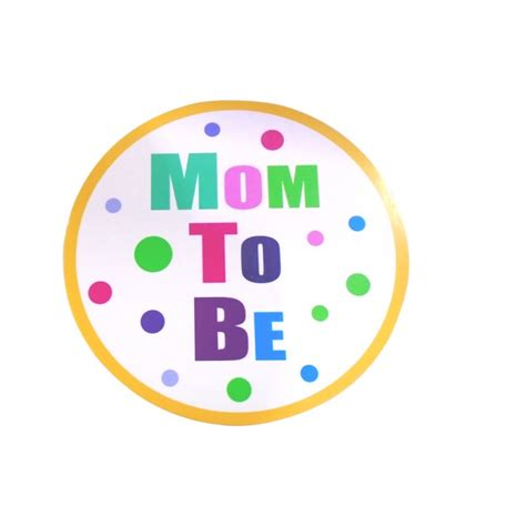 Wall Decorations For Home by Mom To Be Placard