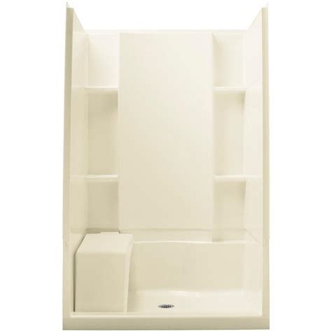 Sterling Accord Bath Shower sterling accord 36 in x 48 in x 74 5 in seated shower