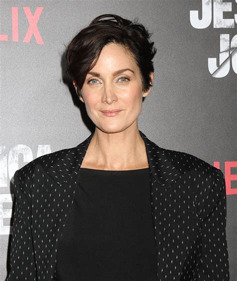 Carrie Moss In New by Carrie Moss Joins Marvel S Iron